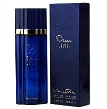 Fragrances, Perfumes, Cosmetics Oscar De La Renta Blue Velvet - Eau de Parfum