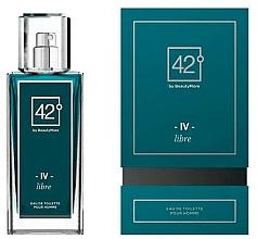 Fragrances, Perfumes, Cosmetics 42° by Beauty More IV Libre - Eau de Toilette