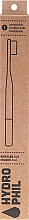 Fragrances, Perfumes, Cosmetics Kids Bamboo Toothbrush, red - Hydrophil