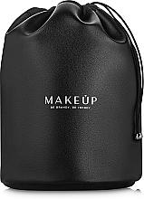 Fragrances, Perfumes, Cosmetics Makeup Pouch Allbeauty, black - Makeup