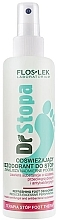 Fragrances, Perfumes, Cosmetics Refreshing Foot Deodorant - Floslek Dr Stopa Foot Therapy Refreshing Foot Deodorant