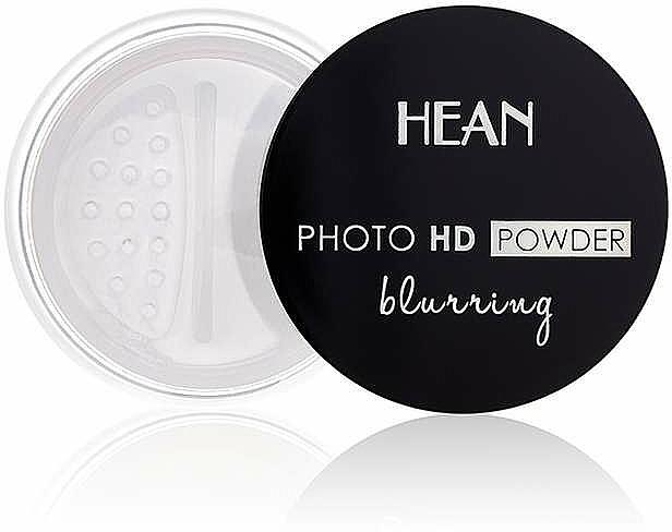 Transparent Face Powder - Hean Photo HD Powder Blurring