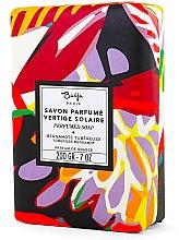 Fragrances, Perfumes, Cosmetics Toilet Soap - Baija Vertige Solaire Perfumed Soap
