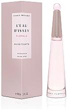 Fragrances, Perfumes, Cosmetics Issey Miyake Leau Dissey Florale - Eau de Toilette