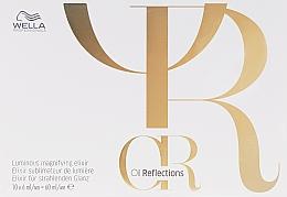 Fragrances, Perfumes, Cosmetics Intensive Hair Shine Essence Kit - Wella Professionals Oil Reflections Serum