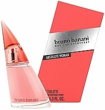 Fragrances, Perfumes, Cosmetics Bruno Banani Absolute Woman - Eau de Toilette