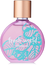 Fragrances, Perfumes, Cosmetics Desigual Fresh World - Eau de Toilette