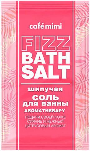 """Fizz Bath Salt """"Aromatherapy"""" - Cafe Mimi Fizz Bath Salt — photo N1"""