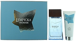 Fragrances, Perfumes, Cosmetics Lolita Lempicka Homme - Set (edt/100ml + ash/75ml)