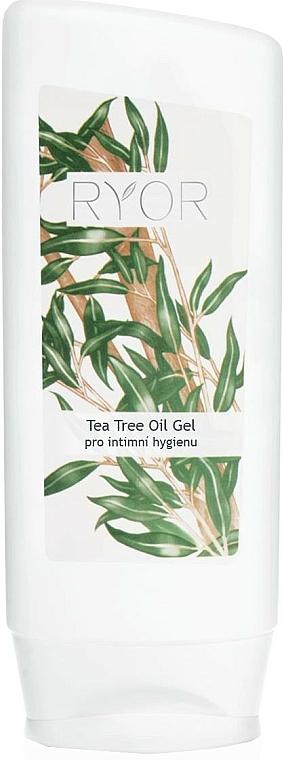 Tea Tree Intimate Wash Gel - Ryor Tea Tree Oil Gel — photo N1