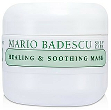 Fragrances, Perfumes, Cosmetics Healing & Soothing Mask - Mario Badescu Healing & Soothing Mask