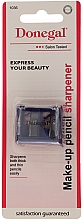 Fragrances, Perfumes, Cosmetics Double Pencil Sharpener, 1036, dark blue - Donegal