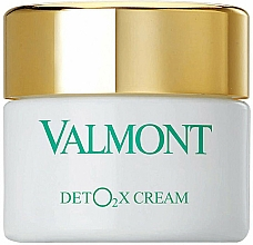 Fragrances, Perfumes, Cosmetics Oxygen Detox Face Cream - Valmont Deto2x Cream