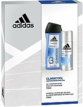 Fragrances, Perfumes, Cosmetics Set - Adidas Climacool Men (deo/150ml + sh/gel/250ml)