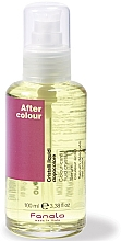Fragrances, Perfumes, Cosmetics Liquid Colored Hair Crystals - Fanola Colour-Care Fluid Crystal