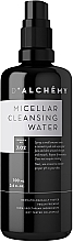 Fragrances, Perfumes, Cosmetics Makeup Removing Micellar Gel - D'Alchemy Micellar Cleansing Water