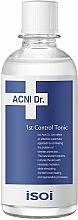 Fragrances, Perfumes, Cosmetics Face Toner - Isoi Acni Dr. 1st Control Tonic