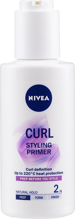 Wavy & Curly Hair Gel - Nivea Styling Primer Curl