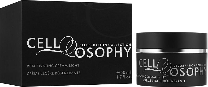 Light Rejuvenating Face Cream - Dr. Spiller Cellosophy Reactivating Cream Light — photo N2
