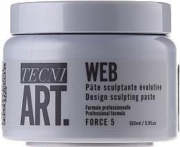 Fragrances, Perfumes, Cosmetics Modeling Art Paste - L'Oreal Professionnel Tecni.art A-Head Web Force 5