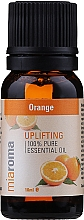 Fragrances, Perfumes, Cosmetics Essential Orange Oil - Holland & Barrett Miaroma Orange Pure Essential Oil