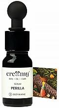 Fragrances, Perfumes, Cosmetics Perilla Oil Face Serum - Creamy Sensitive Perilla Serum
