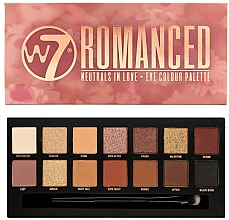 Fragrances, Perfumes, Cosmetics Eyeshadow Palette - W7 Romanced Eyeshadow Palette