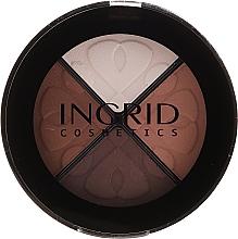 Fragrances, Perfumes, Cosmetics Eyeshadow - Ingrid Cosmetics Smoky Eyes Eye Shadows