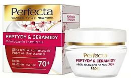 Fragrances, Perfumes, Cosmetics Regenerating Cream 70+ - Perfecta Peptydy&Ceramidy