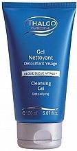 Fragrances, Perfumes, Cosmetics Cleansing Men Gel - Thalgo Cleansing Gel Nettoyant