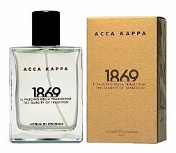 Fragrances, Perfumes, Cosmetics Acca Kappa 1869 - Eau de Cologne