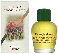 Fragrances, Perfumes, Cosmetics Perfumed Oil - Frais Monde Black Dahlia Perfume Oil