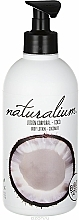 "Fragrances, Perfumes, Cosmetics Nourishing Body Lotion ""Coconut"" - Naturalium Body Lotion Coconut"