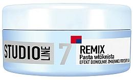 Fragrances, Perfumes, Cosmetics Modeling Hair Paste - L'Oreal Paris Studio Line 7 Remix Pasta