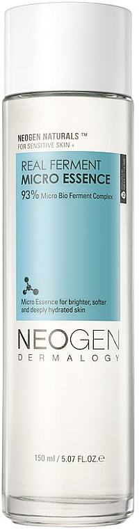 Face Essence - Neogen Dermalogy Real Ferment Micro Essence — photo N1