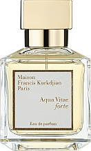 Fragrances, Perfumes, Cosmetics Maison Francis Kurkdjian Aqua Vitae Forte - Eau de Parfum