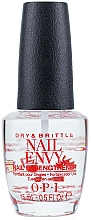 Fragrances, Perfumes, Cosmetics Dry & Brittle Nail Strengthener - O.P.I Nail Envy Dry and Brittle
