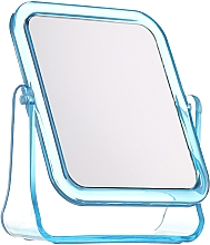 Fragrances, Perfumes, Cosmetics Square Cosmetic Mirror, 5282, blue - Top Choice
