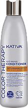 Fragrances, Perfumes, Cosmetics Hair Conditioner - Kativa Color Therapy Anti-Orange Effect Conditioner