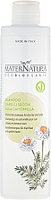 Fragrances, Perfumes, Cosmetics Dry and Thin Hair Shampoo - MaterNatura Chamomile Shampoo