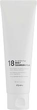 Fragrances, Perfumes, Cosmetics Cleansing Foam - A'Pieu 18 Daily Cleansing Foam