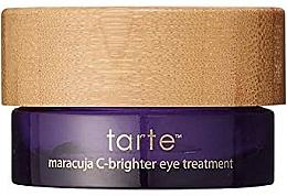 Fragrances, Perfumes, Cosmetics Eye Cream - Tarte Cosmetics Maracuja C-Brighter Eye Treatment