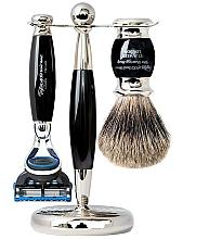 Fragrances, Perfumes, Cosmetics Set - Taylor of Old Bond Street Fusion (razor/1szt + sh/brush/1szt + stand/1szt)