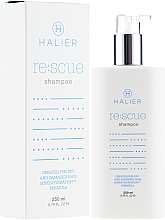 Fragrances, Perfumes, Cosmetics Repair Shampoo for Dry & Damaged Hair - Halier Re:scue Shampoo