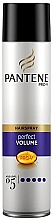 Ultra Strong Hold Hair Spray - Pantene Pro-V Volumen Pur Hair Spray — photo N3