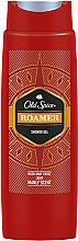 Fragrances, Perfumes, Cosmetics Shower Gel - Old Spice Roamer Shower Gel