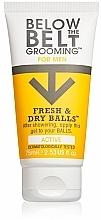 Fragrances, Perfumes, Cosmetics Intimate Gel Wash for Men - Below The Belt Grooming Fresh & Dry Balls Active