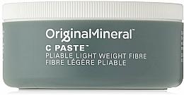 Fragrances, Perfumes, Cosmetics Styling Hair Paste - Original & Mineral C Paste Pliable Lightweight Fibre