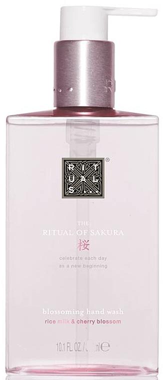 Nourishing Hand Soap - Rituals The Ritual Of Sakura Hand Wash
