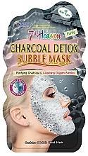 Fragrances, Perfumes, Cosmetics Charcoal Bubble Face Mask - 7th Heaven Charcoal Detox Bubble Mask